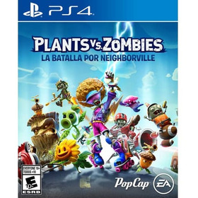 Plantas Vs Zombies Batalla Por Neighborville Ps4
