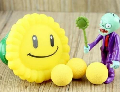 plantas vs zombies coleccion juguete 10cm modelos diferentes