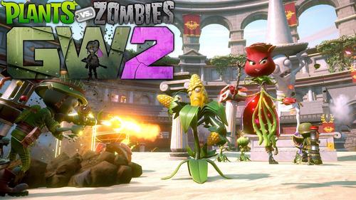 plantas vs zombies garden warfare 2  ps4 fisico soy gamer