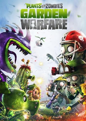 plantas vs zombies garden warfare digital ps3 tienda física