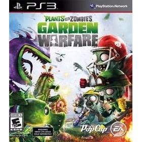 Plantas Vs Zombies: Garden Warfare Juego Ps3 Digital