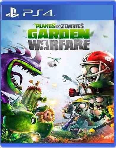 Plantas Vs Zombies Garden Warfare Juego Ps4 Original Sellado 980