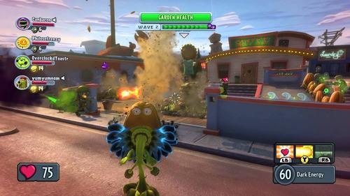 plantas vs zombies garden warfare para xbox 360 nuevo