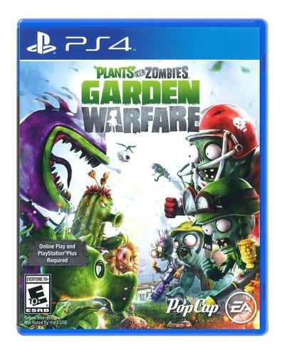 plantas vs zombies garden warfare  ps4 jazz pc envio gratis