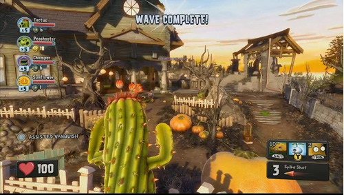 plantas vs zombies garden warfare xbox 360 ibushak gaming