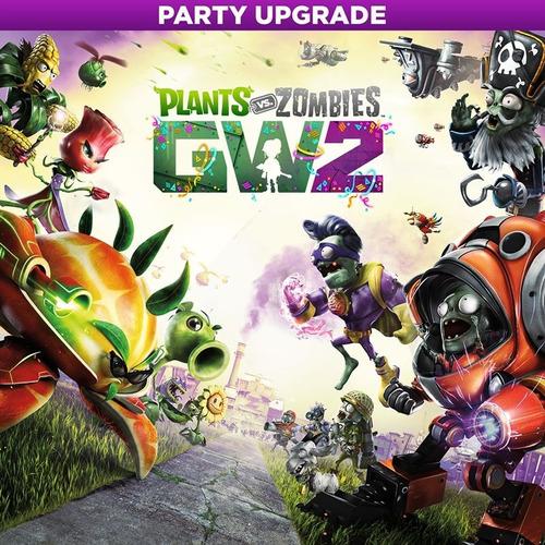 plantas zombies garden warfare ps4