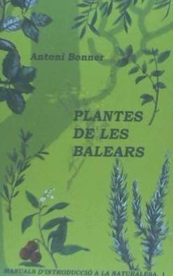 plantes de les balears(libro botánica)
