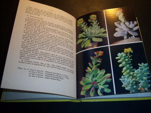plantes grasses autres que les cactées . a bertrand