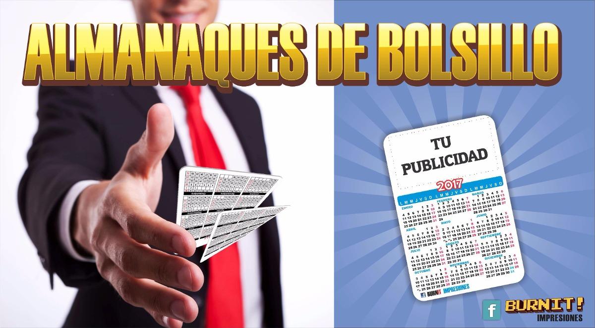 Plantilla 2018 Almanaque De Bolsillo + 1000 Imagenes - $ 199,99 en ...