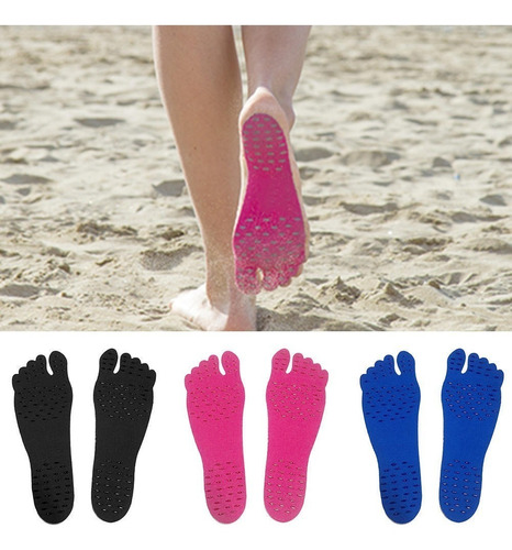 plantilla adherible protectora para pies