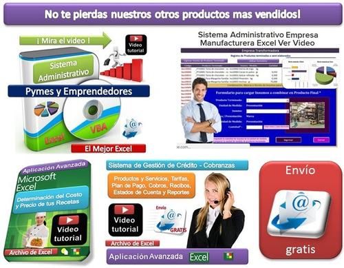 plantilla análisis de precios unitarios excel macros + video