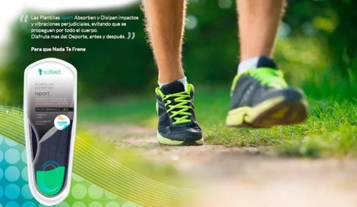 plantilla descanso sofeet sport comfort ortopédicas olivos