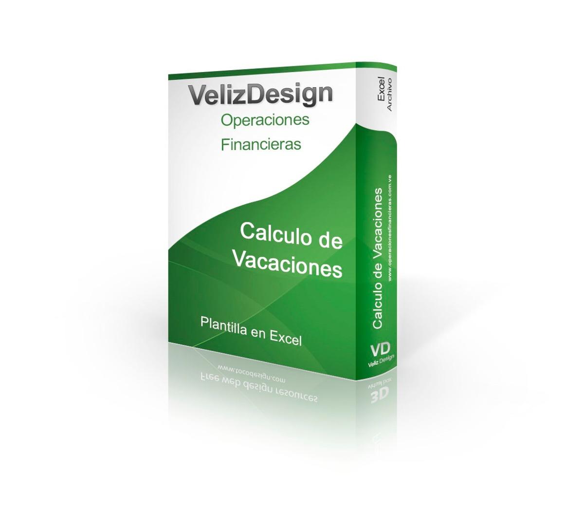 Atractivo Plantilla Anual De Calendario De Vacaciones Modelo ...