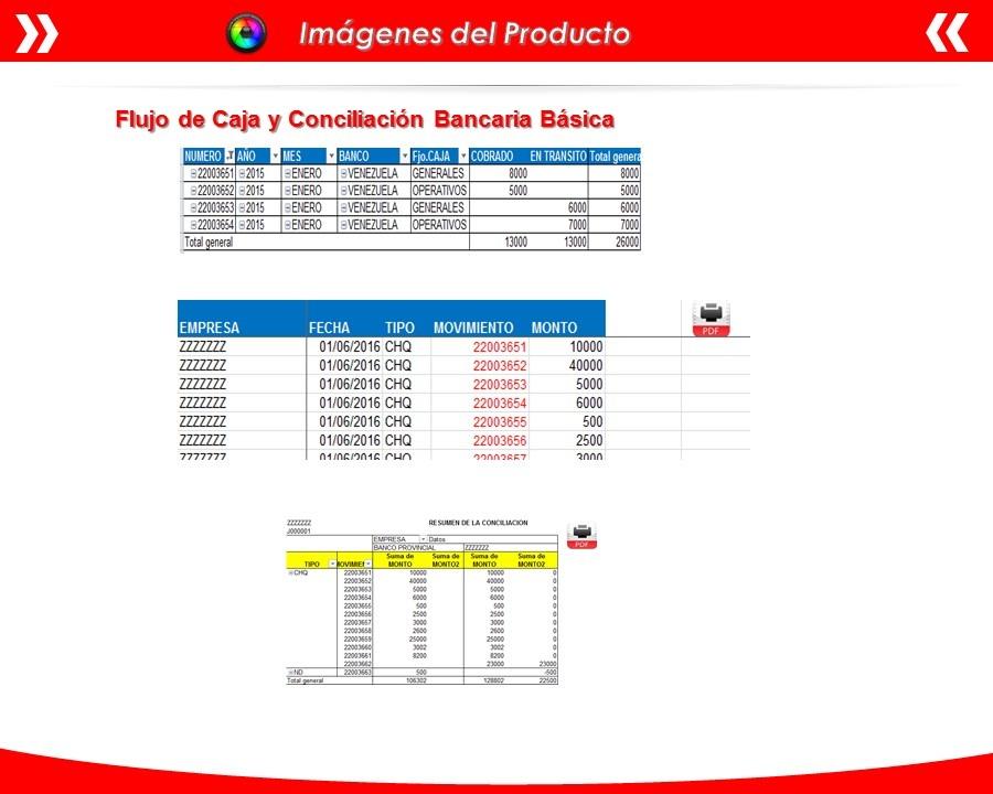 Plantilla En Excel Para Imprimir Cheques Control Bancario