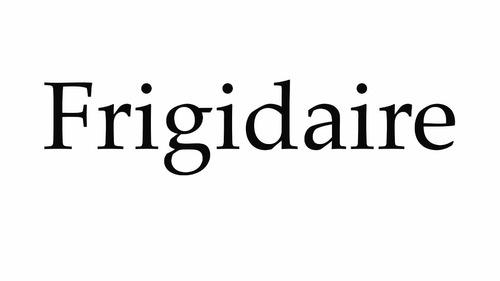 plantilla frigidaire vitroceramica (fgec3045ps) nueva caja