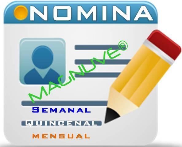 Plantilla hoja excel nomina recibos asignaciones for Plantilla nomina