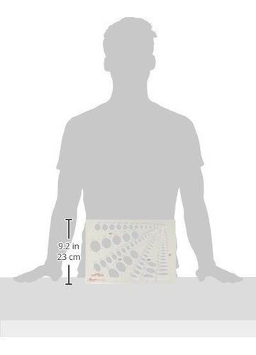 plantilla maestra de combinacion de pickett elipse, proyecci