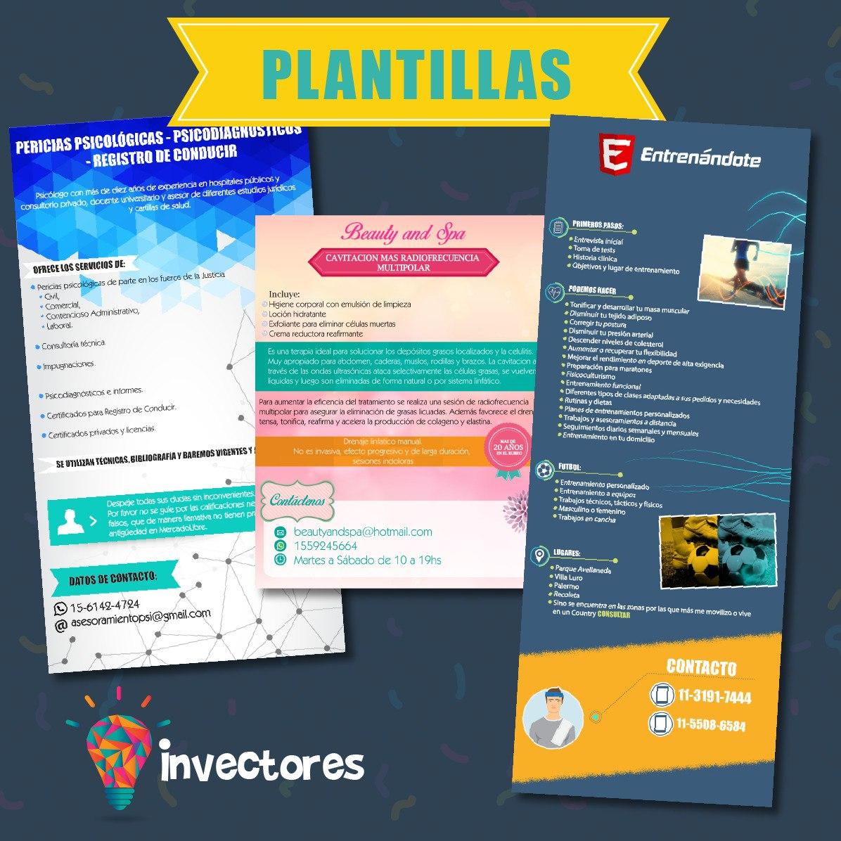 Plantilla Mercadolibre | Diseño | Mercado Libre - $ 700,00 en ...