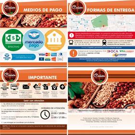 Plantilla Mercadolibre Editable Ropa, Zapatos Y Accesorios