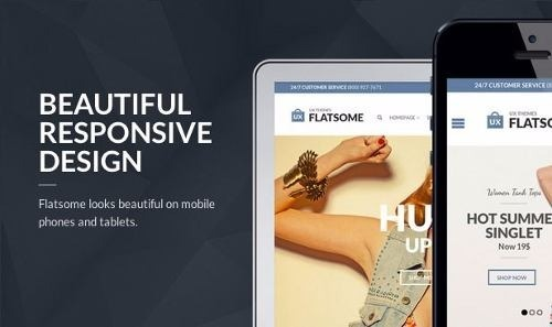 Plantilla Template Tema Wordpress Premium Flatsome - $ 15.000 en ...