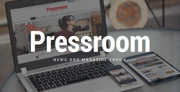 Plantilla Wordpress Premium Noticias Y Revista - S/ 20,00 en Mercado ...