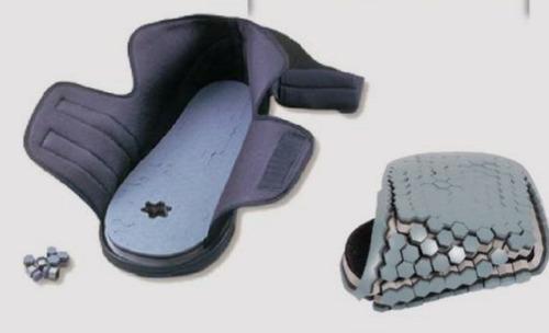 plantilla zapato antiulceras llagas descarga pie diabetico.
