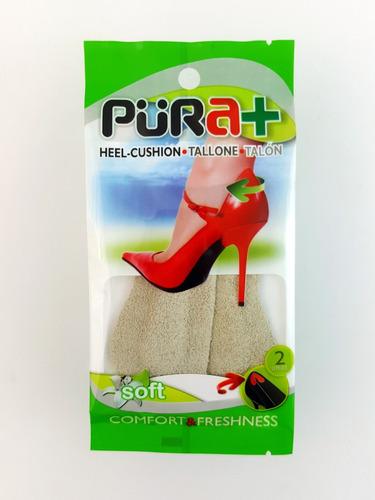 plantilla zapatos protector talon adhesivo (3 paquetes)