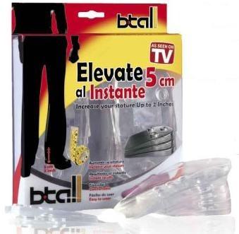 plantillas btall aumenta 5 centimetros desanso gel 5 niveles