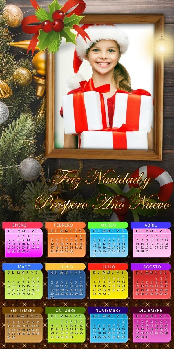Calendar 2019 Psd