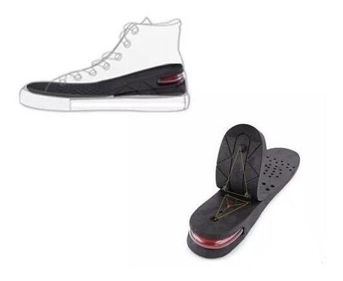 plantillas de altura zapato mujer poliuretano 5cm (x3)