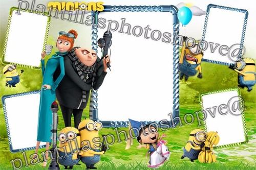 plantillas de caritas infantiles photoshop editables 600 psd