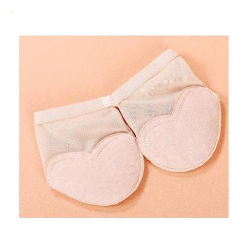 plantillas de danza vientre / ballet cubierta protección de