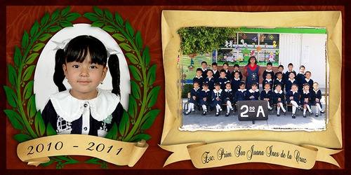 plantillas escolares para fotografos de escuelas psd