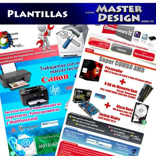 plantillas mercadolibre editable hd diseño exclusivo ******