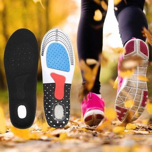plantillas ortopédicas para deportes y cómodas pie plano