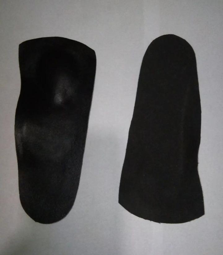 55ee1135 plantillas ortopedicas para sandalias (color negro o marfil). Cargando zoom.