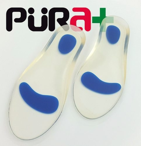 plantillas ortopedicas zapatos silicon polygel ultra