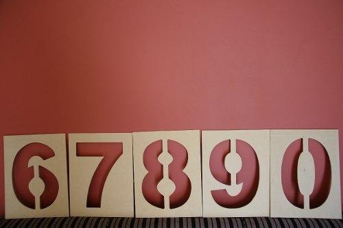 Plantillas Para Letras Numeros Figuras Simbolos Senales Bs