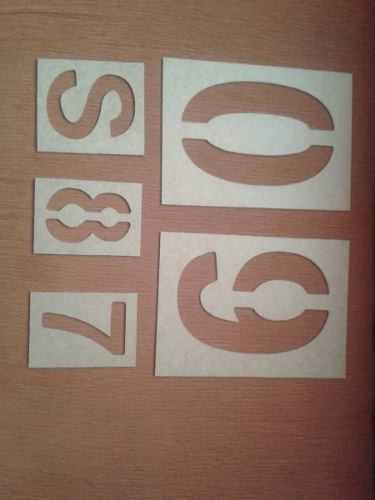 plantillas para letras, numeros, figuras, simbolos, señales