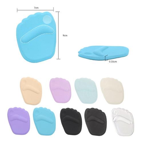 plantillas tacones gel evita callos alivia dolores silicona
