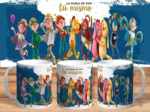 plantillas tazas duendes magicos 2020