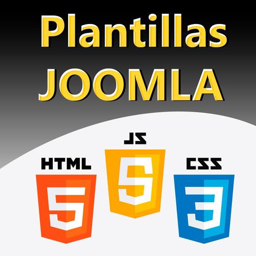 plantillas web para joomla y wordpress actualizadas