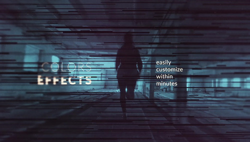 plantillas y recursos varios para after effects