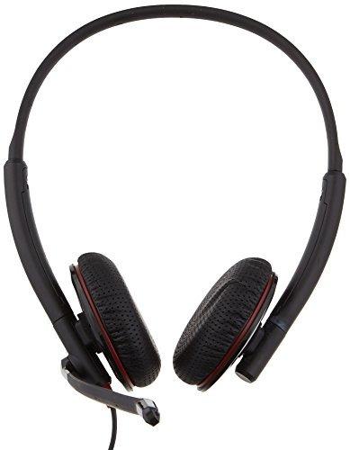 plantronics 204446-102 alambre 325, auriculares cable, en or