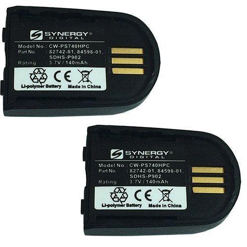 plantronics 82742-01 teléfono inalámbrico combo-pack incluye