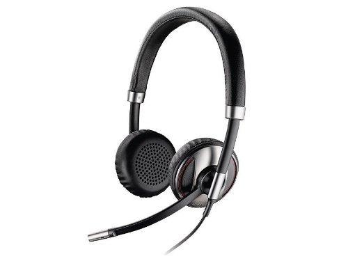 plantronics blackwire c720wired headsetnegro, negro