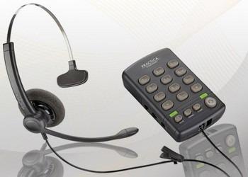 plantronics practica t110 telefono vincha headset cabezal