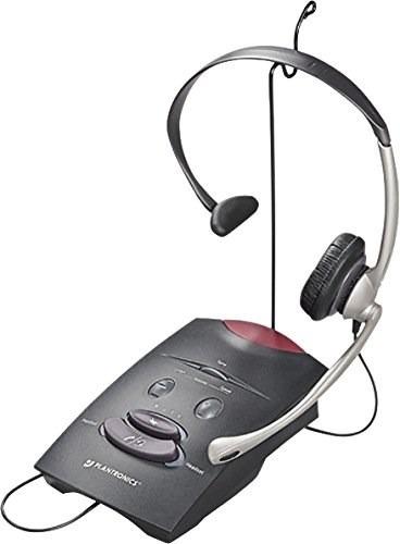 plantronics s11-  sistema de auriculares para telefono