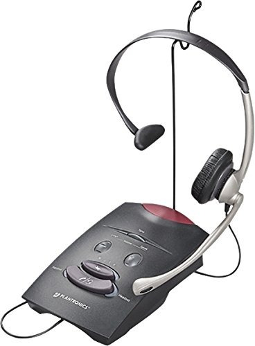 plantronics sistema telefónico de cabeza (s11)