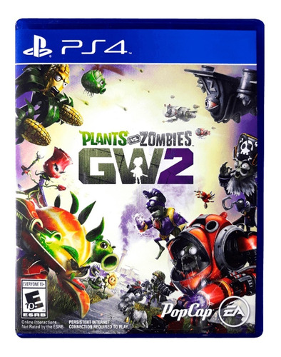 plants vs zombie garden warfare 2 | ps4 | físico | nuevo